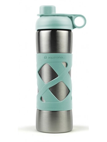 500ML STAINLESS STEEL INSULATED CLEAN WATER BOTTLE - GLACIER