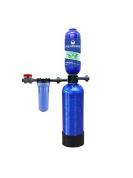 SIMPLYSOFT SALT-FREE WATER SOFTENER - 4 YEAR LIFETIME